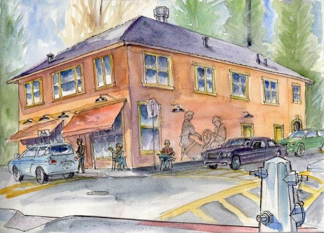 Spinster Sisters Restaurant Santa Rosa