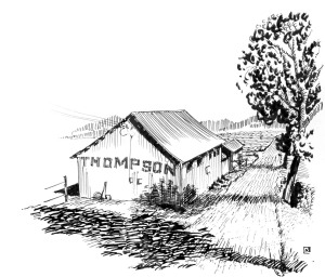 Thompson BarnLR