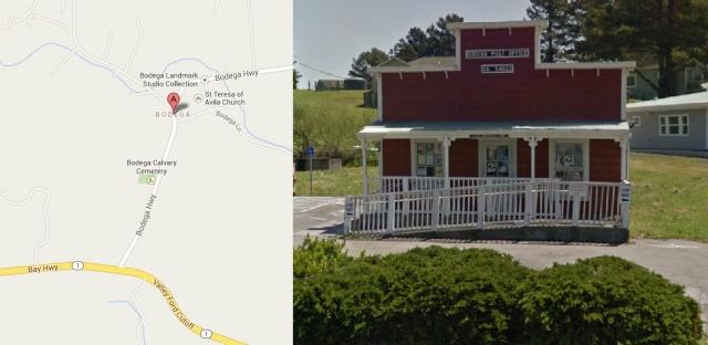 Bodega Post Office