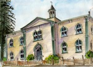 Bodega School House