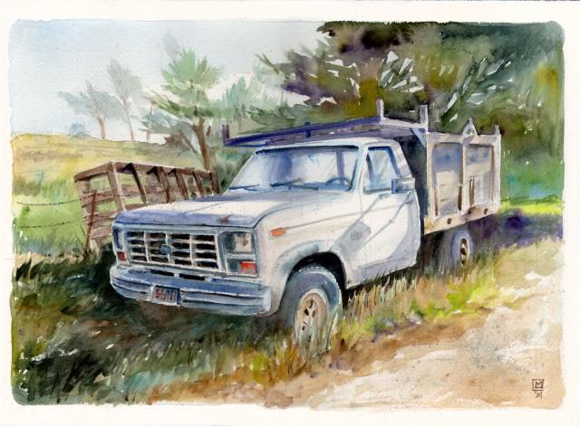 Bodgega Truck