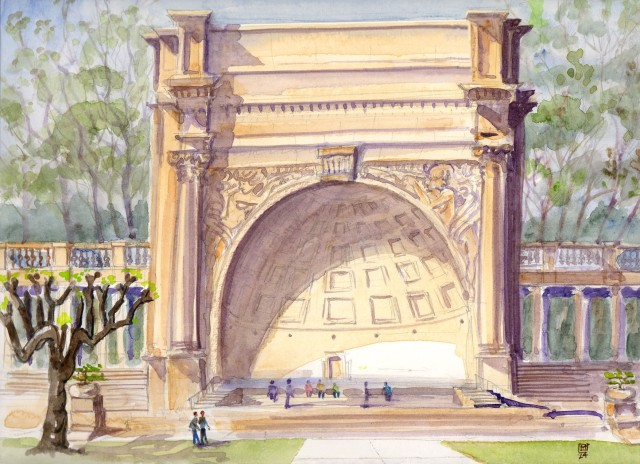Golden Gate Park Bandshell