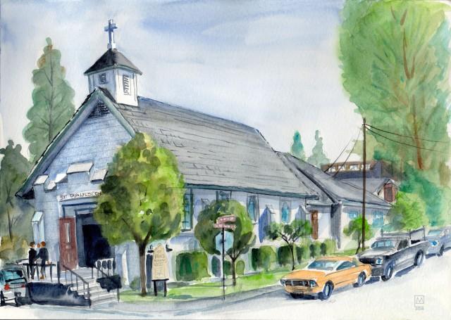 St. Pauls ChurchLR+2