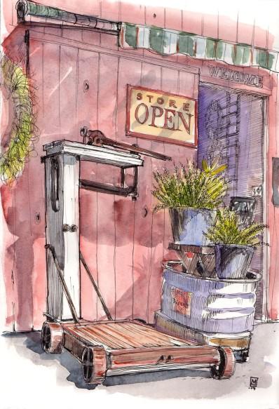 Oak Hill Farm store